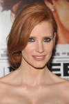 "Jessica Chastain - *ADDS* ""The Debt"" NYC screening 8/22/11"