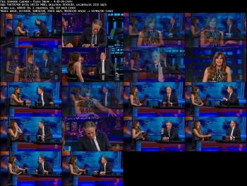 Jennifer Garner - Daily Show - 4-10-14
