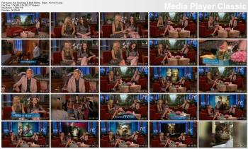 Kat Dennings & Beth Behrs - Ellen - 10-14-13