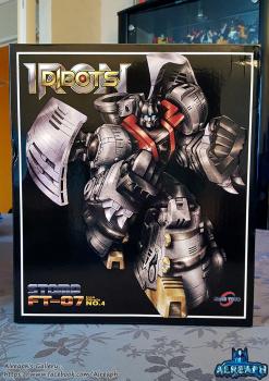 [Fanstoys] Produit Tiers - Dinobots - FT-04 Scoria, FT-05 Soar, FT-06 Sever, FT-07 Stomp, FT-08 Grinder - Page 9 WI5K6DMs