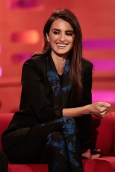 Penelope Cruz - The Graham Norton Show Series 18 Episode 18