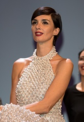 Paz Vega - 72nd Venice Film Festival Opening Ceremony and Everest Premiere in Venice - 09/02/15