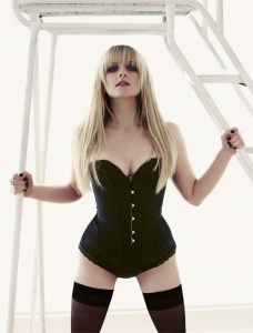 Melissa Rauch - Sexy Pic From Her Maxim December 2013 Photoshoot
