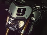 Yamaha MT-09 Street Tracker