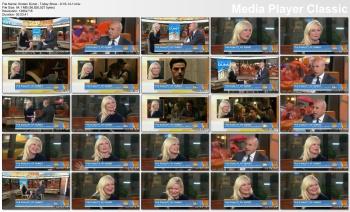 Kirsten Dunst - Today Show - 9-16-14