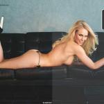 Gatas QB - Steffi Schaller Playboy Alemanha Junho 2013
