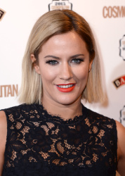 Caroline Flack - Cosmopolitan Ultimate Women Of The Year Awards 2015 @ One Mayfair in London - 12/02/15