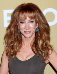 Kathy Griffin - 2015 CNN Heroes: An All-Star Tribute @ the American Museum of Natural History in NYC - 11/17/15