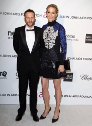 Jenna Elfman - 2013 Elton John Academy Awards Party in LA 2/24/13
