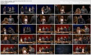 Giada De Laurentiis - Tonight Show Starring Jimmy Fallon - 8-21-14