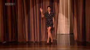 Aubrey Plaza - Conan 2nd April 2015 1080i HDMania