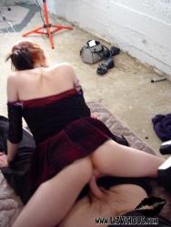 Liz vicious first handjob