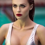 Holland Roden - Courtney Dailey Photoshoot x 6HQs