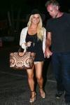 Jessica Simpson | Clubbing Candids in Calabasas August 18th, 2015