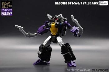 [BadCube] Produit Tiers - Jouet OTS-05 Claymore / OTS-06 Hypno / OTS-07 Kickbutt - aka Insecticons XkwMYpzW