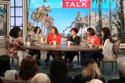 Connie Nielsen - The Talk: May 31st 2017