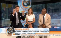 Natalie Morales - Today Show 6-25-13 Hot Legs and Thighs