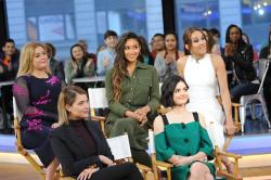 Troian Bellisario - Good Morning America: April 18th 2017