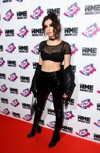 Charli XCX - NME Awards in London - 15th February 2017