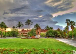 Old Main University of Arizona