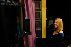 Jessica Chastain - The Late Late Show with James Corden: November 17th 2016