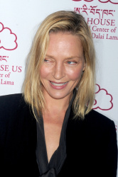 Uma Thurman - Tibet House US 13th Annual Benefit Auction @ Christie's in NYC - 12/03/15