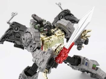 [GCreation] Produit Tiers - Jouet ShuraKing - aka Combiner Dinobots - Page 3 Yvs22RgD