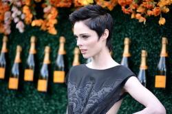 Coco Rocha - Veuve Cliquot Polo Classic 10th Annual June.3.2017