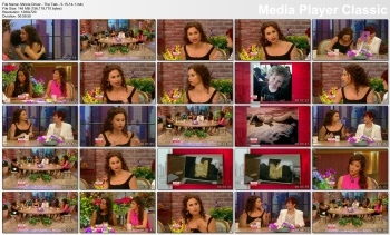 Minnie Driver - The Talk - 5-15-14