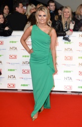 Danielle Armstrong - 21st National Television Awards @ The O2 Arena in London - 01/20/16