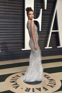 Emily Ratajkowski -  2017 Vanity Fair Oscar Party hosted by Graydon Carter - February 26th 2017