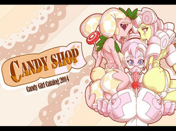 Candy Shop Catalog  2014