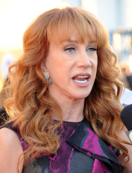Kathy Griffin - 2nd Annual All-Star Dog Rescue Celebration @ Barker Hangar in Santa Monica - 11/21/15
