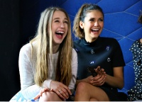 """""""The Final Girls"""" press conference at SXSW in Austin (March 14) PfK01zgj"""