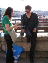 Joseph Morgan - Budapest (Hungary) - April 29, 2012 - 28xHQ IO47Okx0
