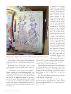 Knitting Traditions 针织的传统 - 编织幸福 - 编织幸福的博客