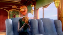 Kopciuszek. Inna historia / Cinderella: Once Upon A Time In The West (2012) 1080p.BluRay.x264-BRMP