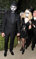 Peta Murgatroyd - 2015 Casamigos Tequila Halloween Party in Los Angeles 10/30/15