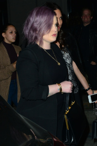 Kelly Osbourne - Out For Dinner at Craig's Restaurant in West Hollywood - March 9th 2017