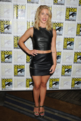 Emily Bett Rickards - Arrow Press Line @ San Diego Comic-Con 2015 - 07/11/15