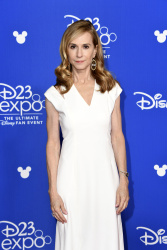 Holly Hunter - D23 Expo 2017 Day One @ the Anaheim Convention Center in Anaheim - 07/14/17