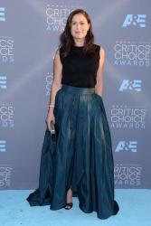 Maura Tierney - 21st Annual Critics' Choice Awards @ Barker Hangar in Santa Monica - 01/17/15