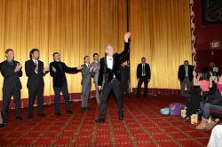 Ian McKellen - 'The Hobbit An Unexpected Journey' New York Premiere benefiting AFI at Ziegfeld Theater in New York - December 6, 2012 - 28xHQ XL8Igv4l