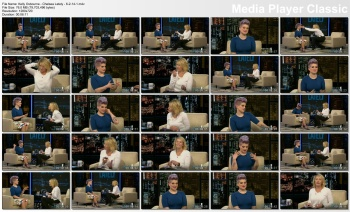 Kelly Osbourne - Chelsea Lately - 6-2-14