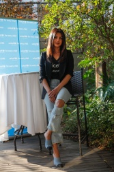 Priyanka Chopra - Unicef press conference in Johannesburg 5/7/17