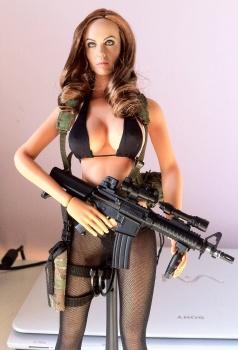 Metal Gear (not so) Quiet