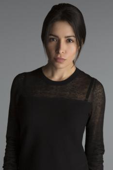 Sarah Shahi - Person of Interest Season 4 Promotional Shoot