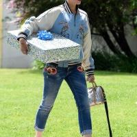 Gwen Stefani Out in Los Angeles