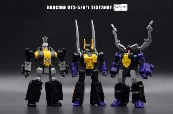 [BadCube] Produit Tiers - Jouet OTS-05 Claymore / OTS-06 Hypno / OTS-07 Kickbutt - aka Insecticons 1GuIsRl3