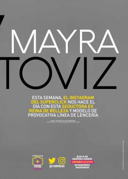 Mayra Vitoviz sexy lenceria en tvynovelas 3